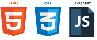 Technologies front office HTML5 javascript CSS